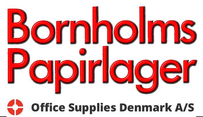 Papirlageret Logo